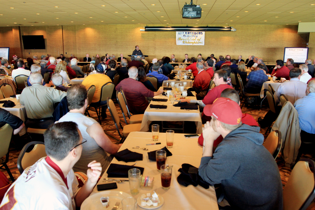 Hall of Fame Breakfast to kick off WVBC Saturday
