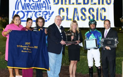 Runco wins four on Breeders Classics night