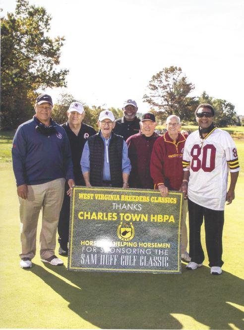 WVBC Sam Huff Golf Classic